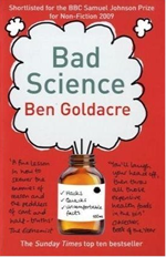 """Cover of """"Bad Science"""""""