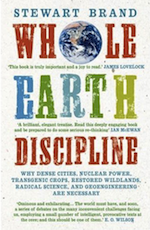 """Cover of """"Whole Earth Discipline"""""""